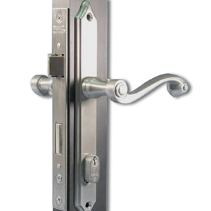Papaiz ml12 Storm Door Lock  sc 1 st  Locksmith CT & Door Lock Sales u0026 Installations CT | AA All American Locksmiths