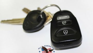 Lost Your Only Car Key? All American Locksmiths Can Help.