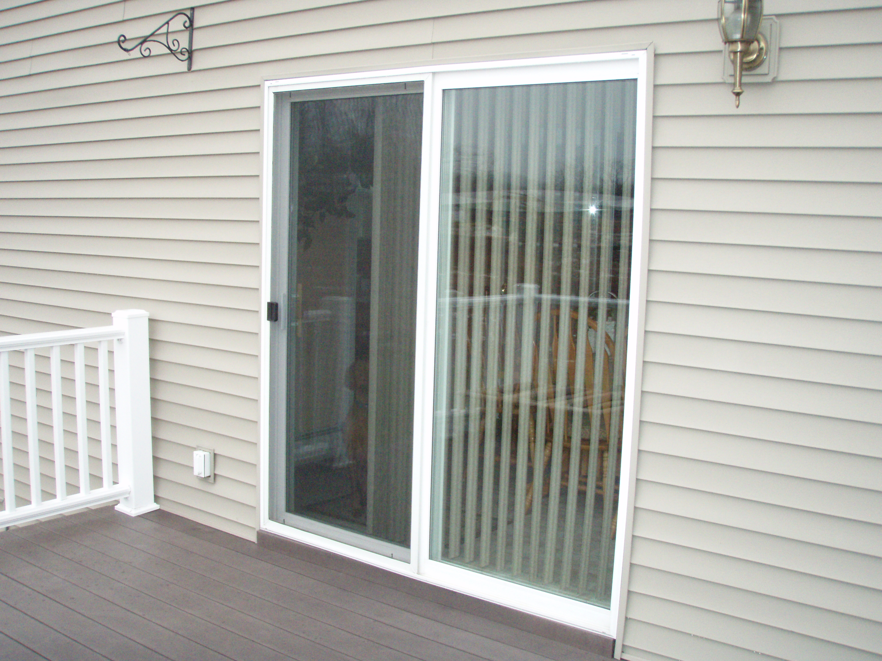 Exterior French Doors For Mobile Home on